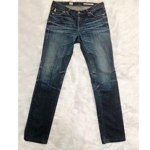 AG Premiere Skinny Straight Jeans 28R
